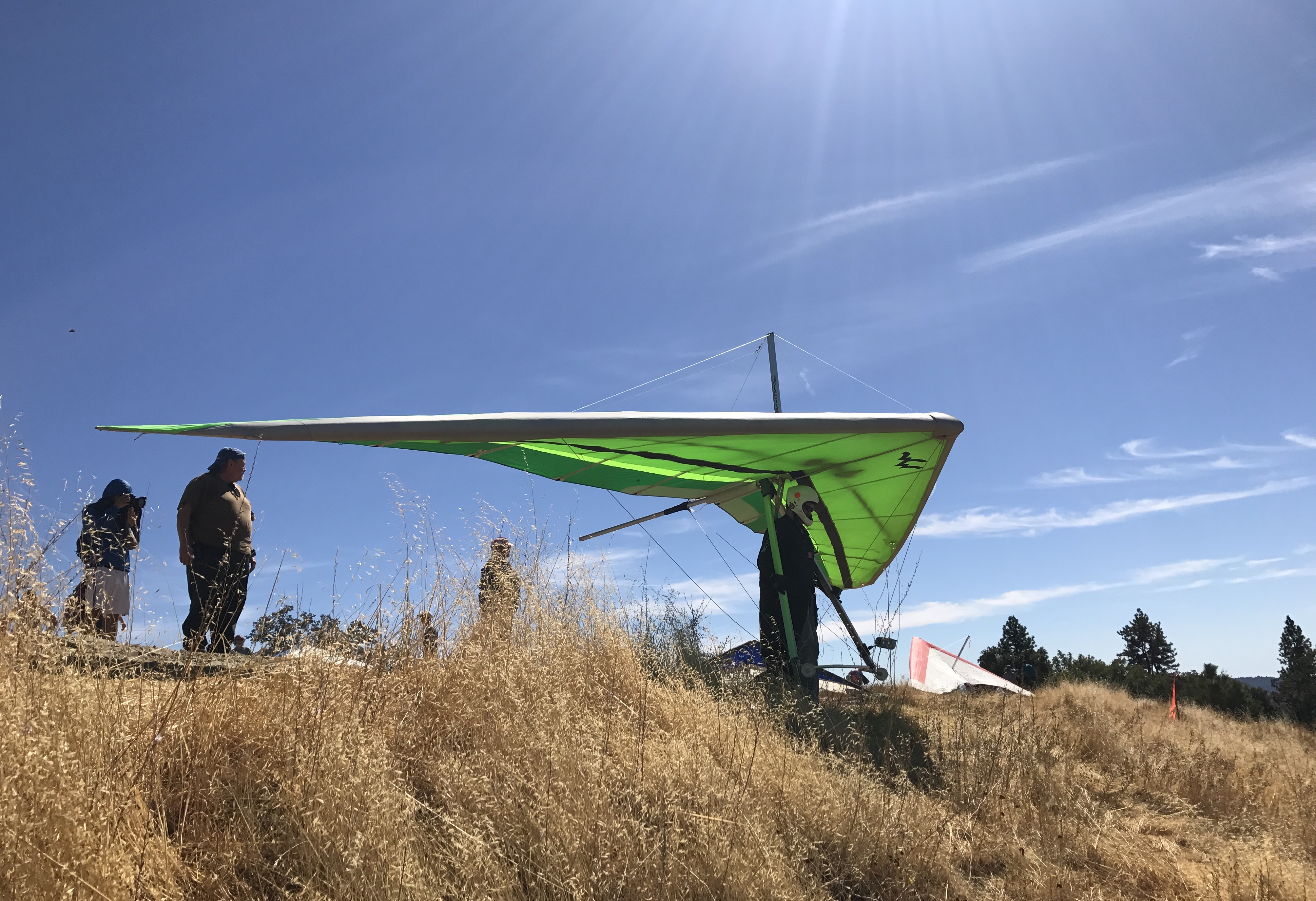 The Risks and Rewards of Hang Gliding